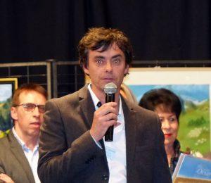 David Chauvin à Saint Florent
