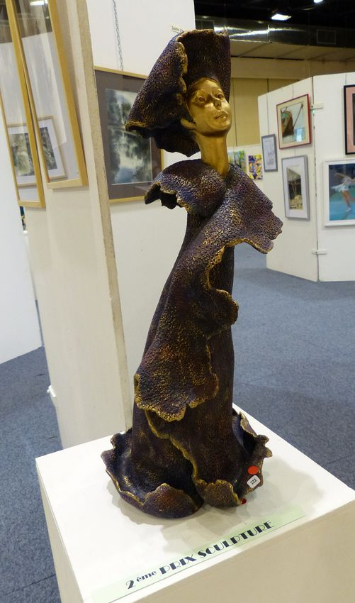 2ème sculpture